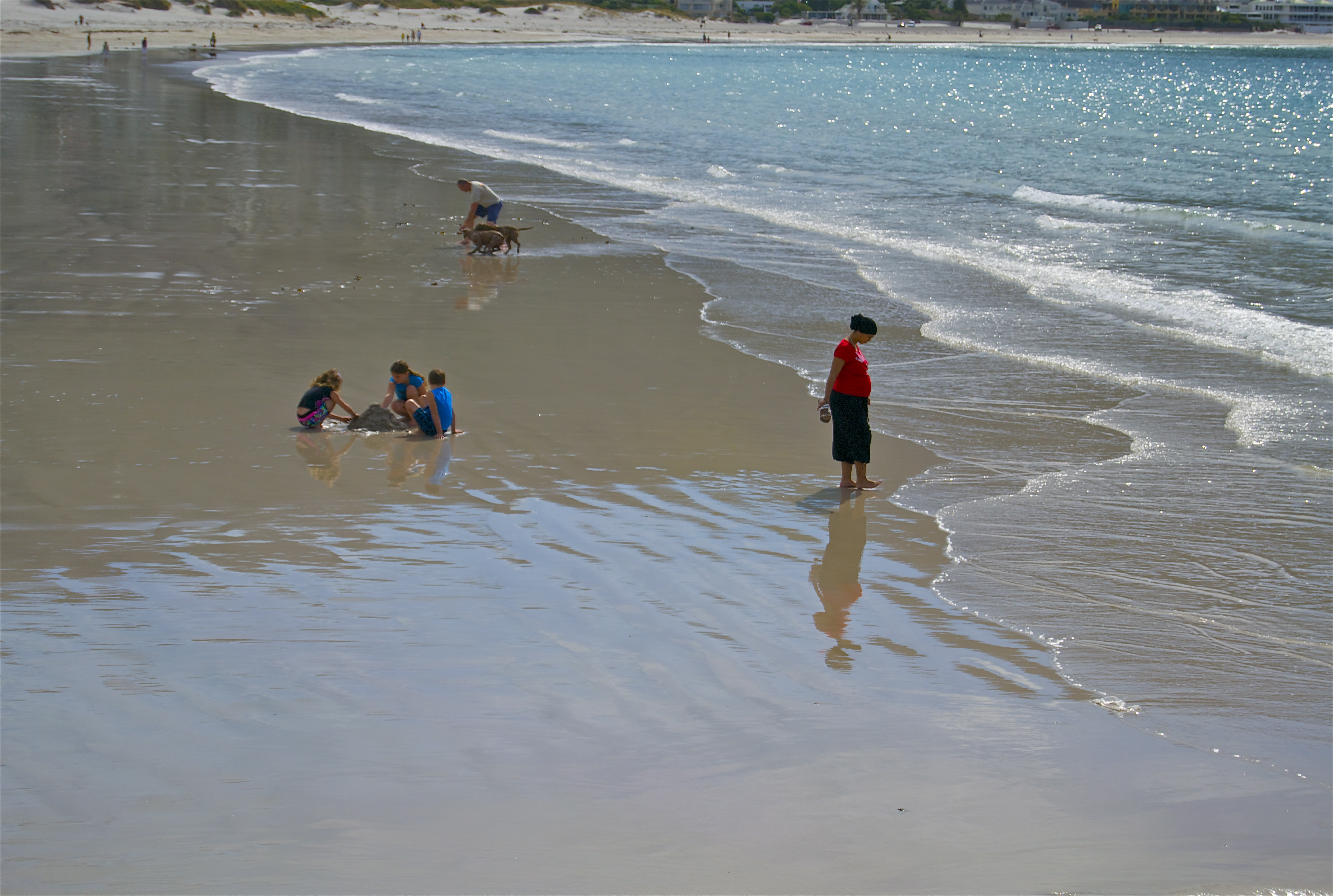 Fish hoek beach sa my photos pinterest fish and beaches for How to fish from the beach