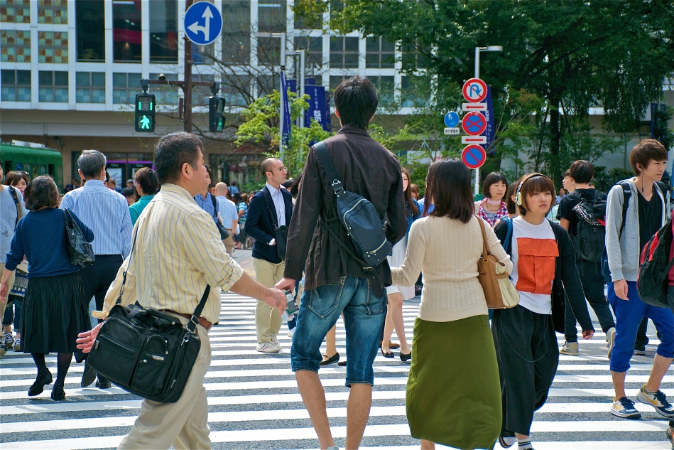 Shibuya Crossing 51