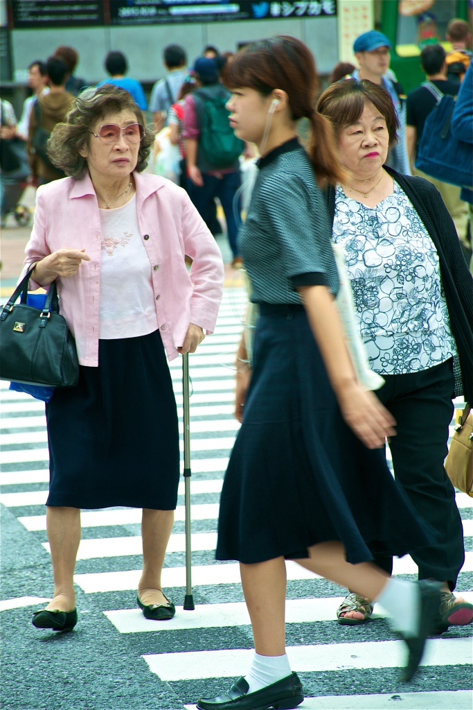 Shibuya Crossing 45