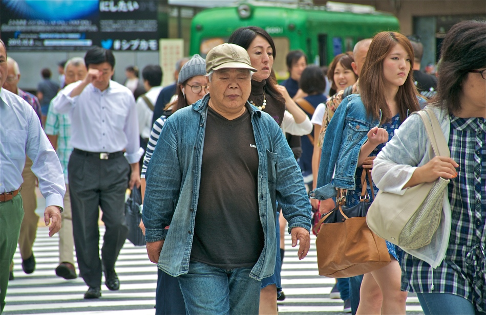 Shibuya Crossing 20