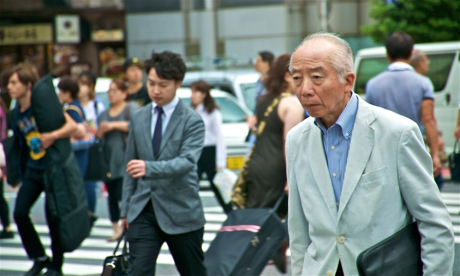 Shibuya Crossing 29